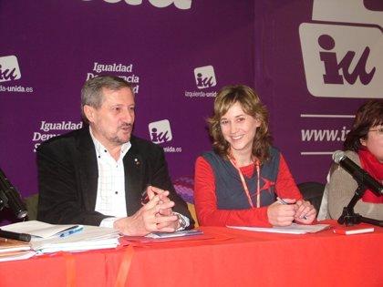 Marina Albiol ocupará el cuarto lugar en la lista europea de IU junto a otras formaciones de izquierdas