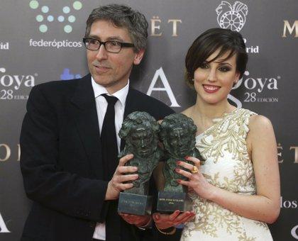 Natalia de Molina, premio Asecan Josefina Molina en la XIII Muestra de Cine Español Inédito en Jaén
