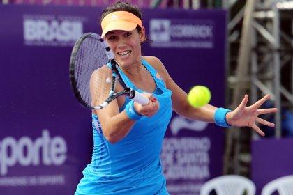 Zakopalova se venga de Muguruza y conquista el título en Florianápolis