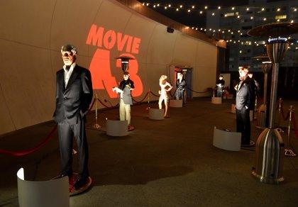 'Movie 43' se lleva el Razzie