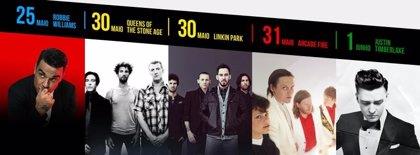 Rock in Rio Lisboa celebra a lo grande su décimo aniversario