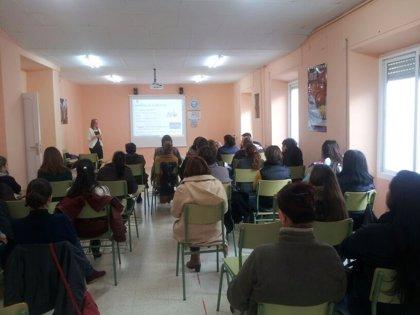 El Hospital de Tomelloso colabora con un colegio en un proyecto europeo para prevenir la obesidad infantil