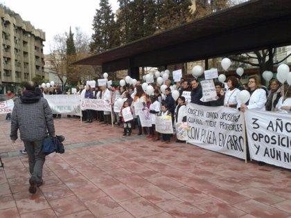 Profesionales sanitarios reclaman a la Junta tomar posesión de las plazas conseguidas hace más de tres años