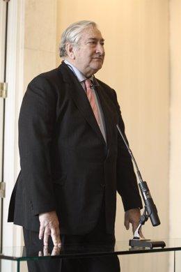 Javier Rodríguez, consejero de Sanidad en Madrid