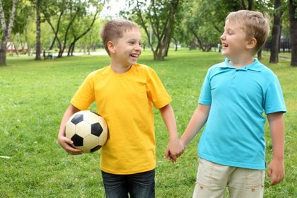 Deporte para niños de Preescolar