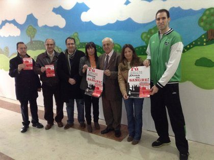 Hermandad de Donantes de Sangre de Cáceres organiza durante este mes un maratón solidario de extracciones