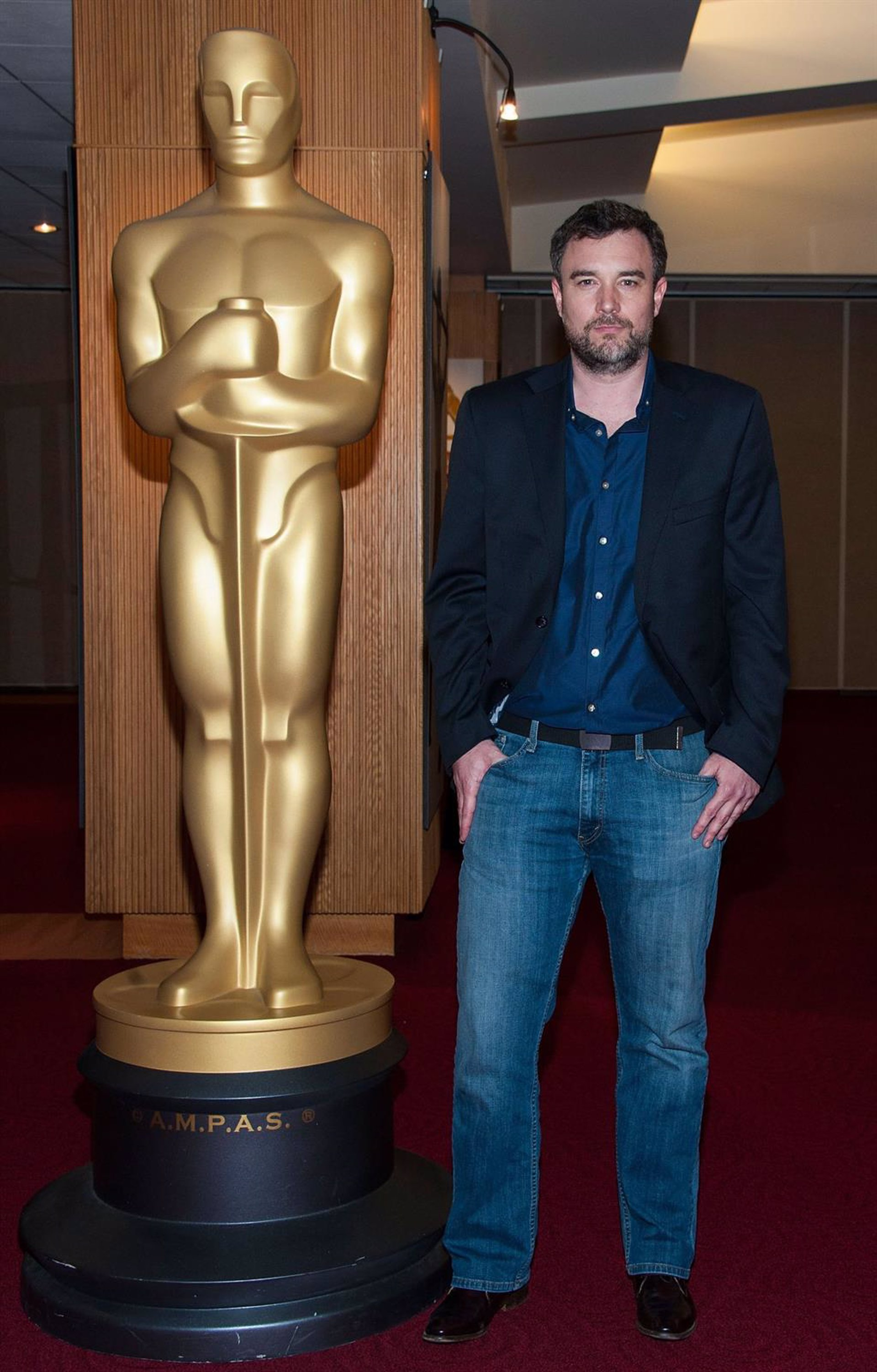 "Esteban Crespo ve un ""paso extraordinario"" participar en los Oscar"
