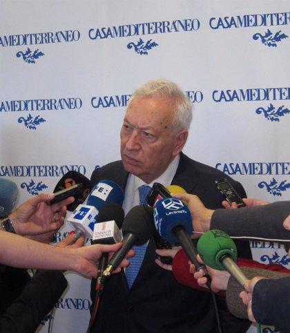 El ministro ruso de Exteriores y Margallo comparecen hoy en rueda de prensa tras reunirse en Madrid