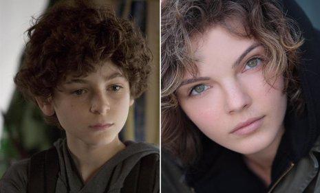 Gotham ficha a los adolescentes Bruce Wayne y Seline Kyle