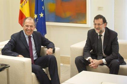 """España """"desea"""" que no se llegue a las sanciones contra Rusia"""