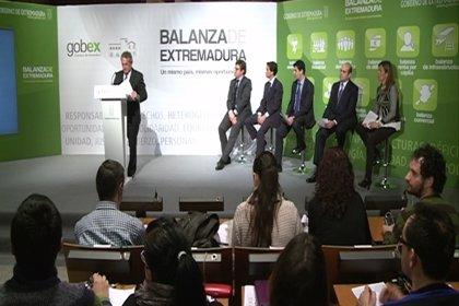 """Extremadura presenta sus balanzas autonómicas como """"argumento"""" de la """"realidad"""" y para que el Gobierno reflexione"""