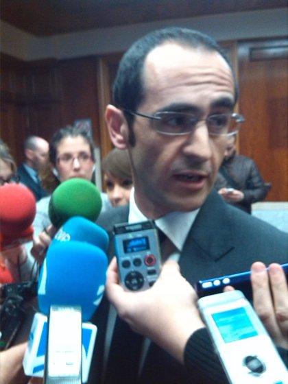 Uriarte (PP) no aclara si renunció a ser el número dos del PP vasco por la presión de Alfonso Alonso
