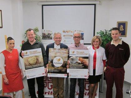 Una veintena de empresas ofrecerá este domingo un mercadillo en Murcia para recaudar fondos a beneficio de Cáritas