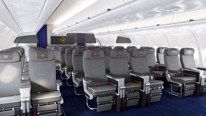Lufthansa presenta la nueva 'Premium Economy Class'