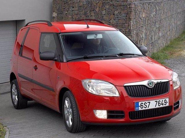 Skoda saca el vehículo comercial Praktik