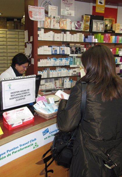 Salud reintegra 563.671 euros por el exceso de aportación en recetas correspondiente al segundo semestre de 2013