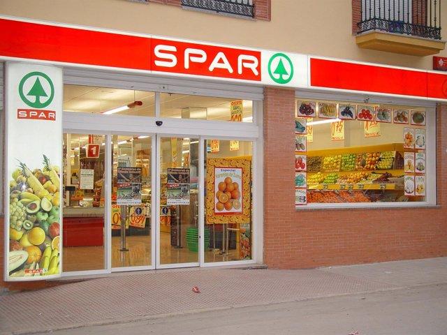 Supermercado Spar (Archivo)