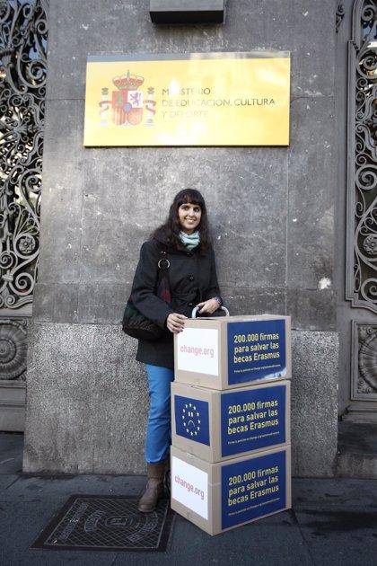 El fundador de Erasmus dice que se ideó para un año y no un semestre