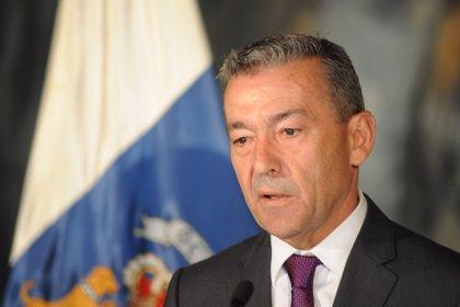 """Rivero dice que en la bajada de las cifras del paro """"algo ha tenido que ver el turismo"""""""