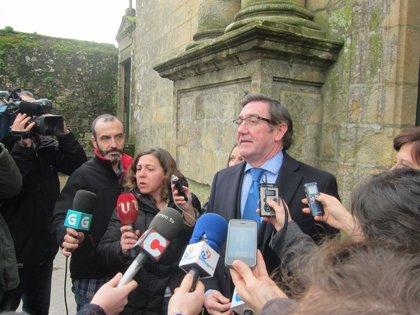 """Currás reitera que el caso de los 7 ediles imputados """"no es corrupción"""""""