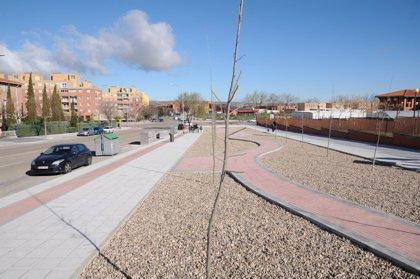 El barrio del Polígono de Toledo contará con un parque infantil adaptado para niños con discapacidad