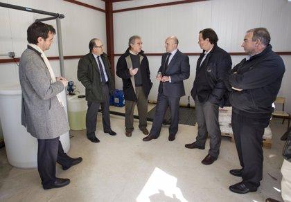 Castrodeza (Valladolid) estrena nuevo sistema de abastecimiento que pone fin a los problemas de nitratos