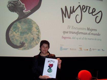 La afgana Malalai Joya, sor Lucía Caram y la india Manjula Pradeep participarán en Segovia en el IV Encuentro de Mujeres