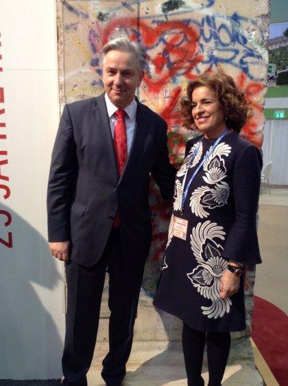 Berlín y Madrid firman un acuerdo para promocionarse como destinos de compras, gastronómicos y culturales