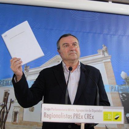 """PREx-CREx critica que el Gobierno regional haga """"mucho hincapié"""" en la balanza y """"muy poco"""" en la Deuda Histórica"""