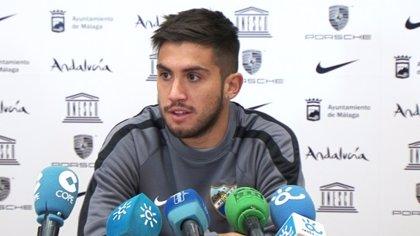 Pedro Morales se desvincula del Málaga y ficha por el Vancouver Whitecaps