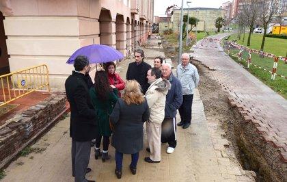 El Ayuntamiento destina 200.000 euros a renovar el saneamiento del Alisal