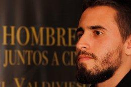 Manuel Valdivieso, autor de  'Los hombres no van juntos al cine'