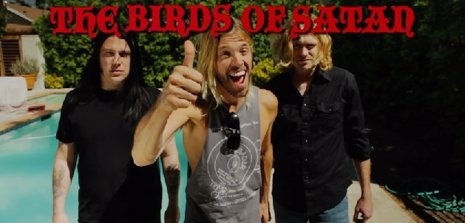 The Birds of Satan