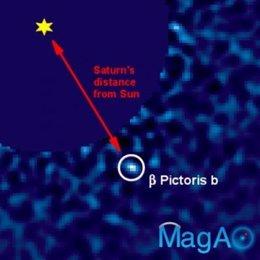 Planeta extrasolar Beta Pictoris