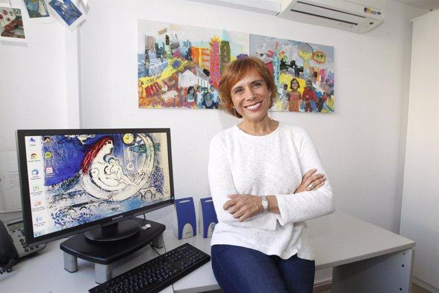 La profesora de la Universidad de Murcia Marta Garaulet