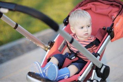 De paseo con el bebé