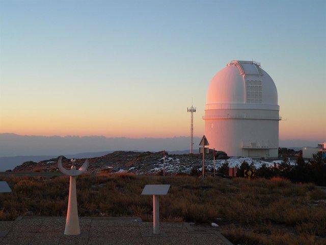 Telescopio de Calar Alto