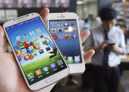 Apple pierde una demanda para prohibir ventas de smartphones de Samsung en EEUU