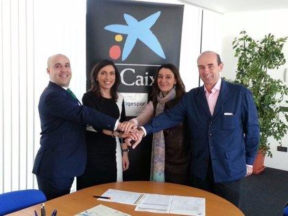 CaixaBank y Gespor firman un acuerdo para facilitar la financiación de sus empresas asociadas