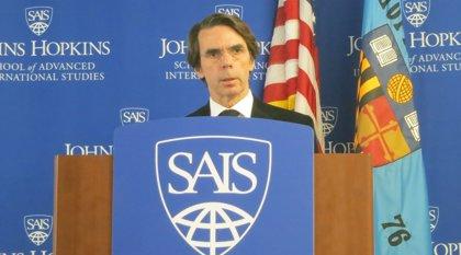 Aznar se incorpora al Patronato del Real Instituto Elcano