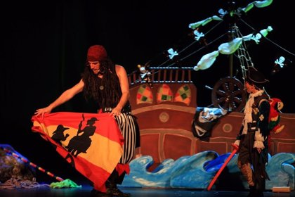 'Una de piratas',  una obra benéfica en favor de mujeres indígenas