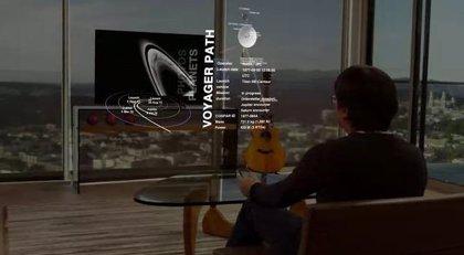 """Crean la primera """"televisión aumentada"""" del mundo: redes sociales y TV a la vez"""