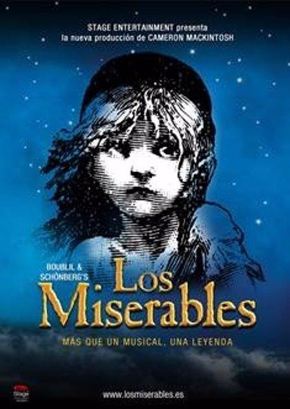 El musical 'Los Miserables' llega al Auditorium del Palma