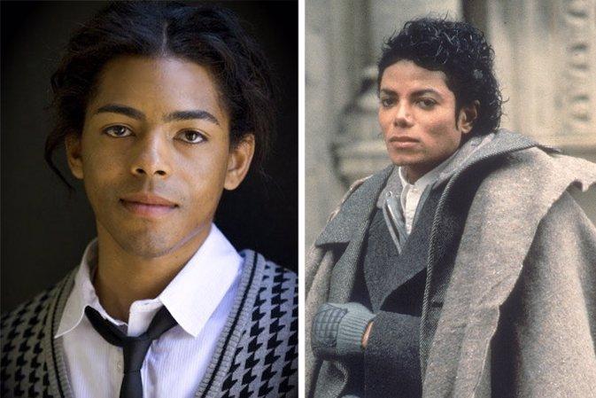 Brandon Howard  supuesto hijo Michael Jackson 31 años ADN prueba niega