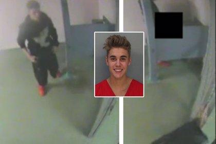 Por encima de la ley: Sale a la luz el video el test de orina de Justin Bieber