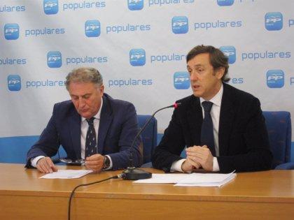 Hernando (PP) cree que la experiencia y conocimiento de la UE avalan a Cañete para poder ser el candidato a las europeas