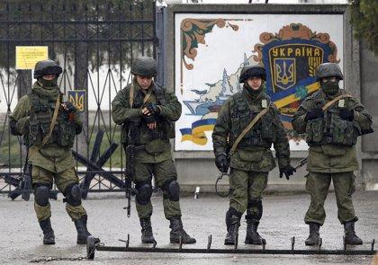 El Gobierno ucraniano está dispuesto a hablar con Rusia si antes retira sus tropas