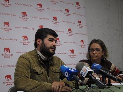 IU pedirá al Senado la suspensión de Zerolo tras la apertura de juicio oral por el 'caso García Cabrera'