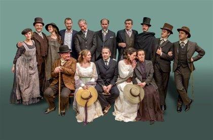 """La """"mentira"""" se instala este fin de semana en el teatro Bretón de Logroño con la obra 'La Verdad Sospechosa'"""