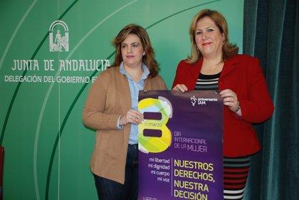 Más de 16.000 mujeres atendidas en 2013 por el IAM en la provincia, 2.658 de ellas por violencia de género